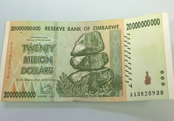 Zim Money Billion
