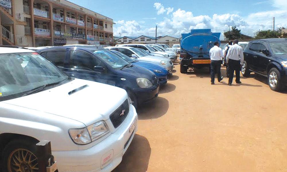 april-cars Uganda