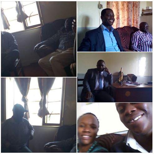 Besigye 25.07.2016 Jinja Road