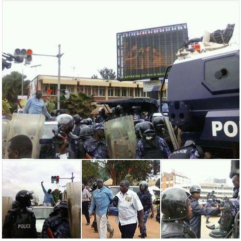 Besigye 25.07.2016 P2