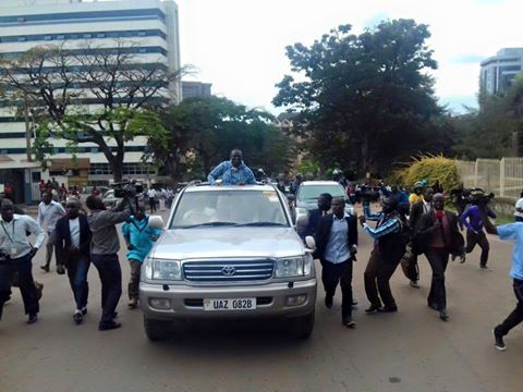 Besigye High Courts 12.07.2016
