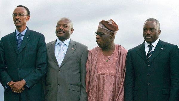 Kagame Kabila Nkurunziza