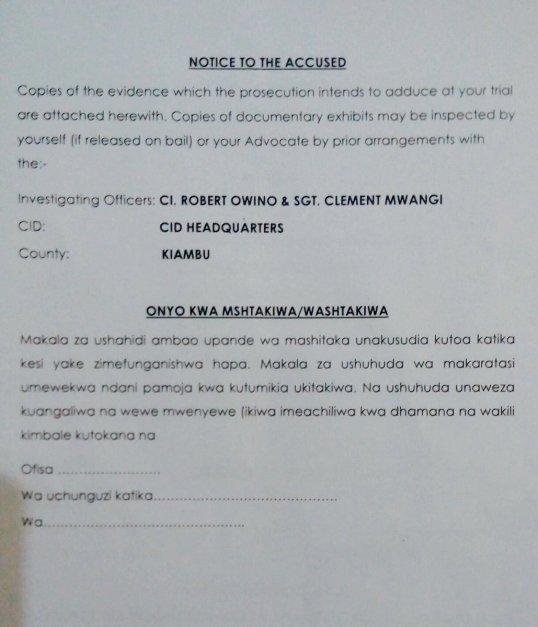 Kenya Criminal Case 18.07.2016 P3