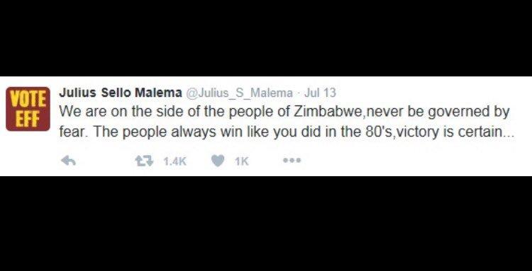Malema 13.07.2016