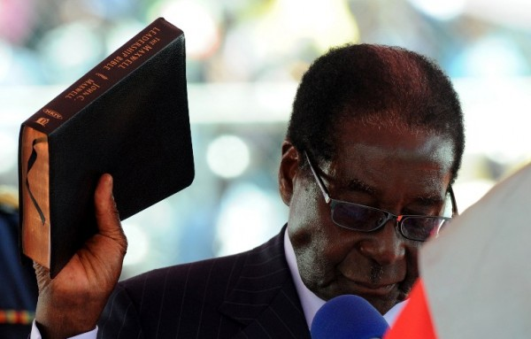 Mugabe Bible