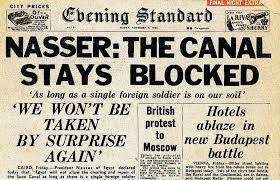 Nasser Blockade