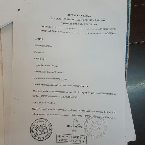 Safaricom Law 2016 P1
