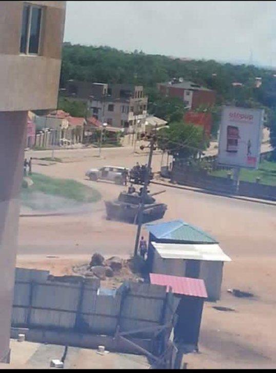 Tanks 10.07.2016 Juba