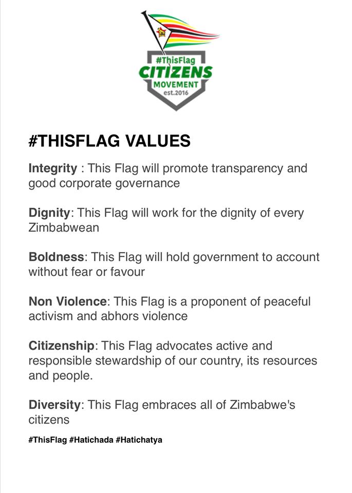 #ThisFlag Values 2016