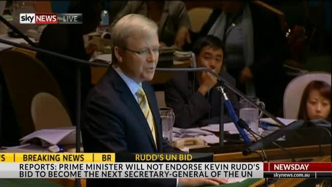UN Rudd Turnball