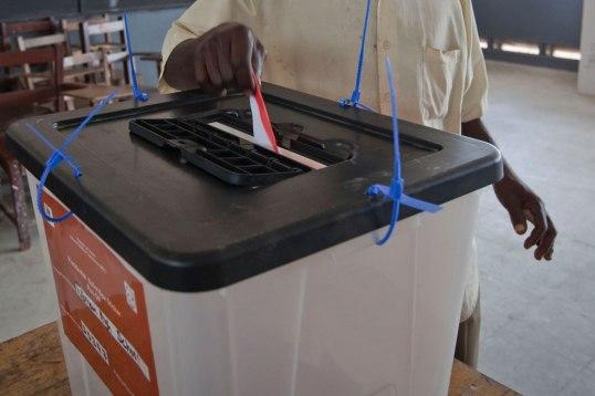Gabon Election