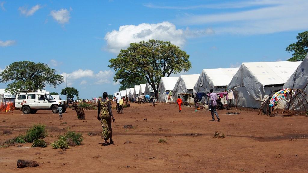 Adjumani Refugee Camp