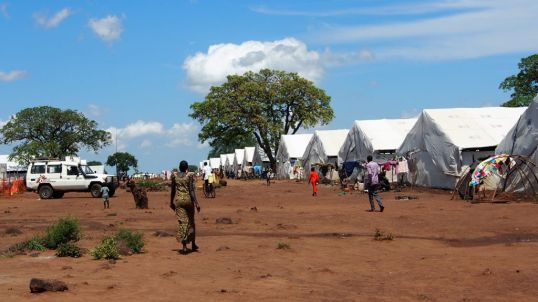 Adjumani Refugee Camp
