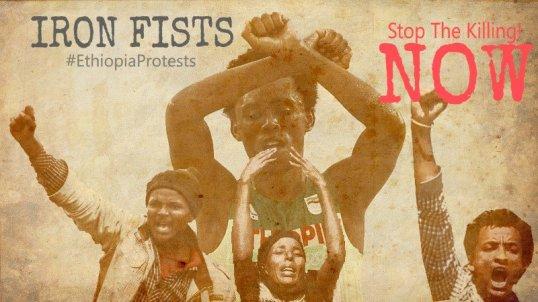 EthiopiaProtest