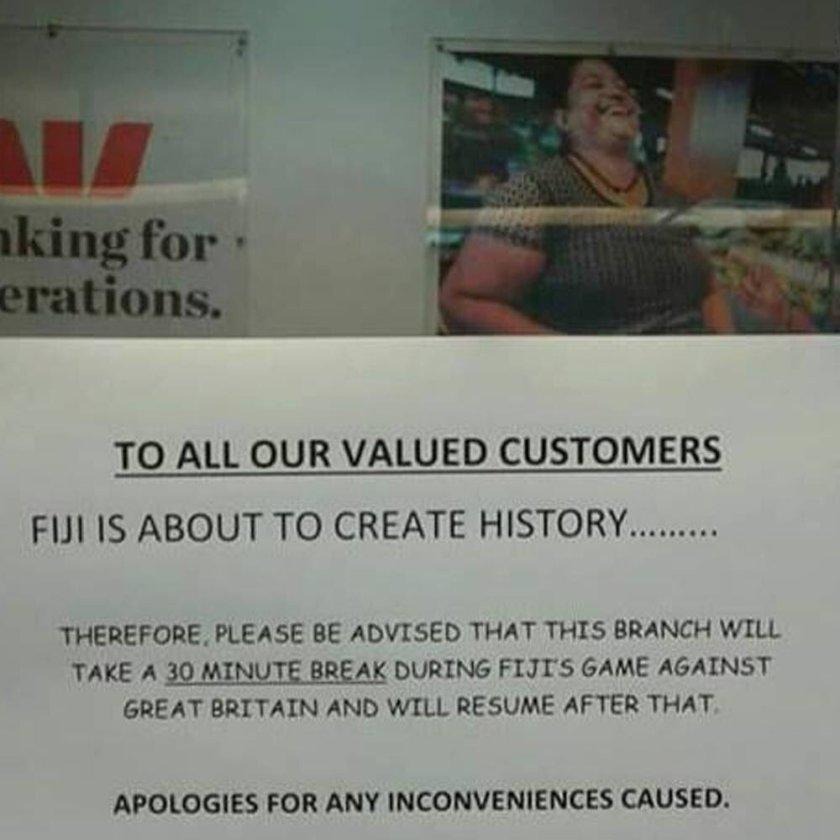 Fiji Banks