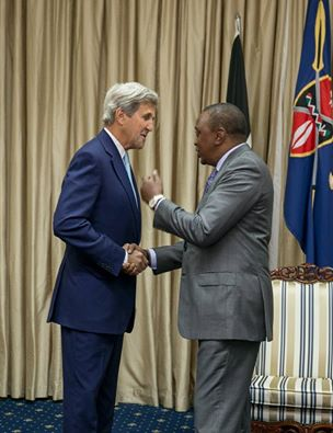Kerry Kenyatta