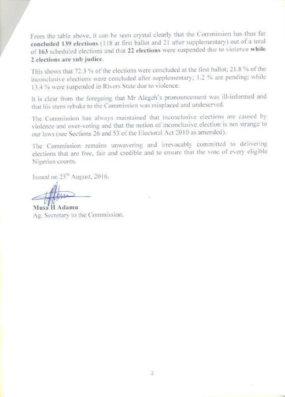 Nigeria IEBC Press Release 23.08.2016 P2