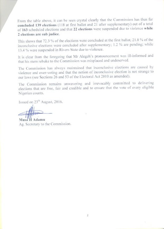 Nigeria IEBC Press Release 23.08.2016 P2