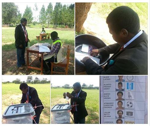 Omoro Election 2016