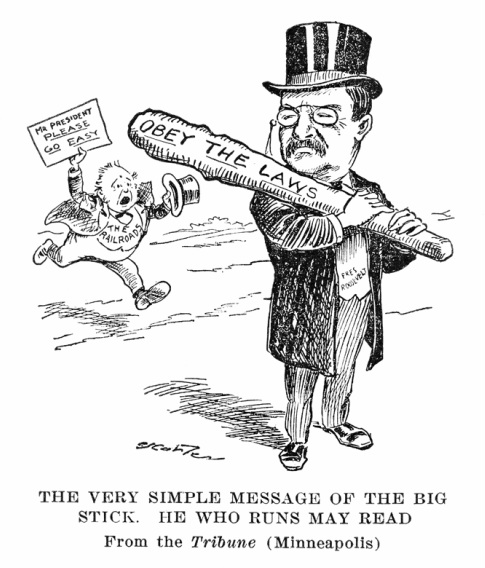 Roosevelt Cartoon