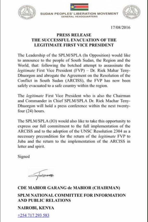 SPLM-IO 17.08.2016
