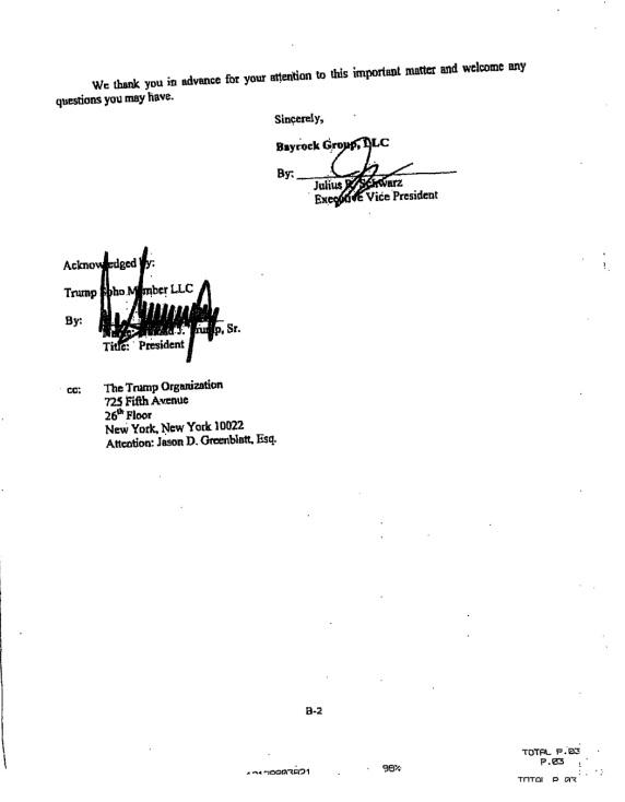 Trump April 19 2007 P2