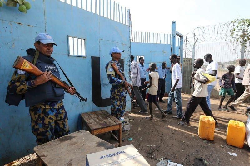 UN House Juba
