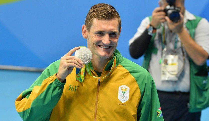 Cameron Van Der Burgh - Silver Medal Rio 2016
