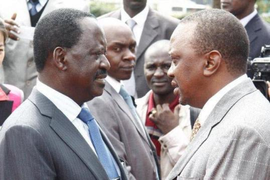 Odm press release on the agreement between odinga and kenyatta in the history of nations a handshake has often shaped the destiny of a people more than guns and arrows like it did when the great nelson mandela and f platinumwayz