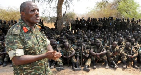 updf-south-sudan