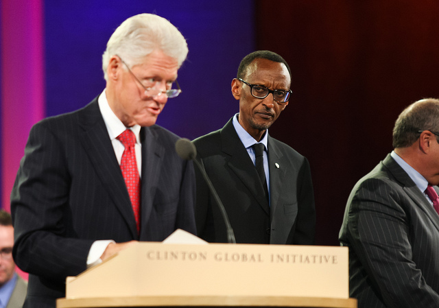 kagame-bill-clinton