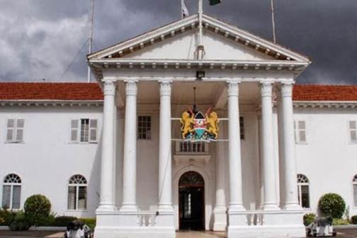 kenya-state-house
