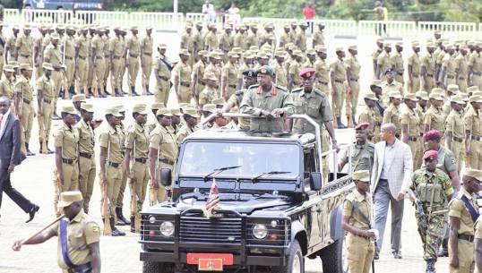 museveni-police-day-2016