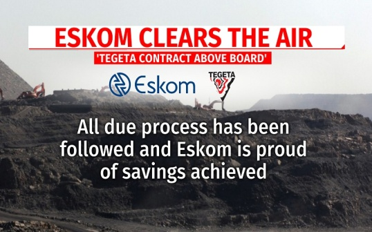 RSA: Eskom sets the record straight on its dealings with