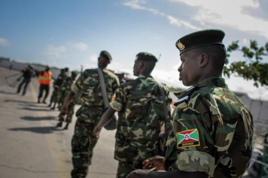 Burundi AMISOM