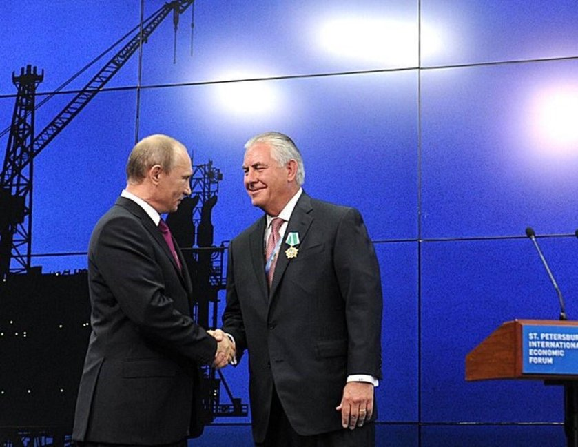 tillerman-putin-award