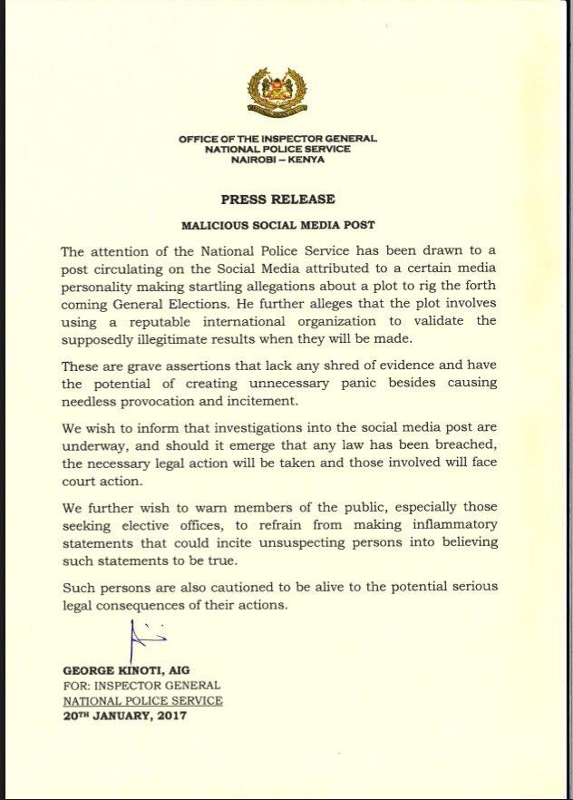 kenya-police-statement-20-01-2017
