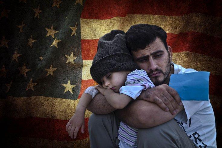 Syrian Refugee USA