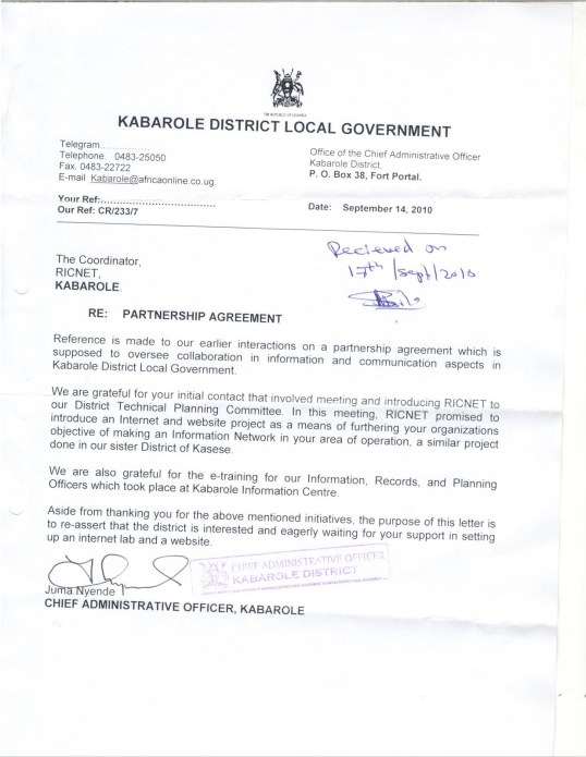 letter-from-the-cao-kabarole-district