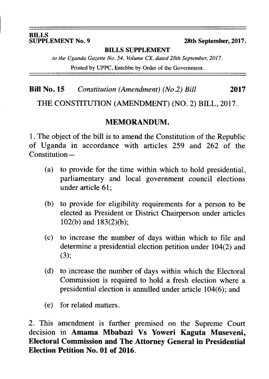 age limit the constitution amendment no 2 bill 2017 the parliament library. Black Bedroom Furniture Sets. Home Design Ideas