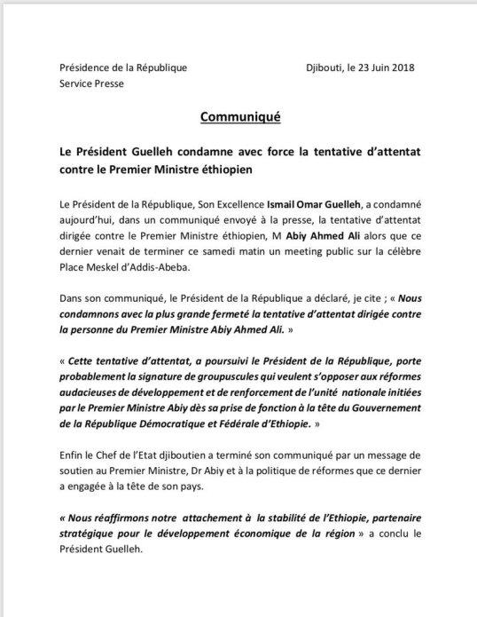 Algiers Agreement Minbane