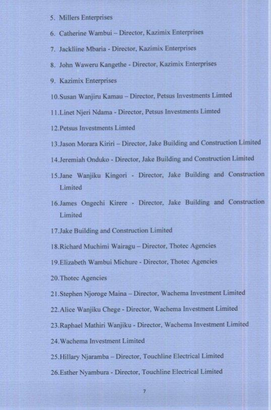 Kenya: DPP's Press Statement on Investigation into KPLC