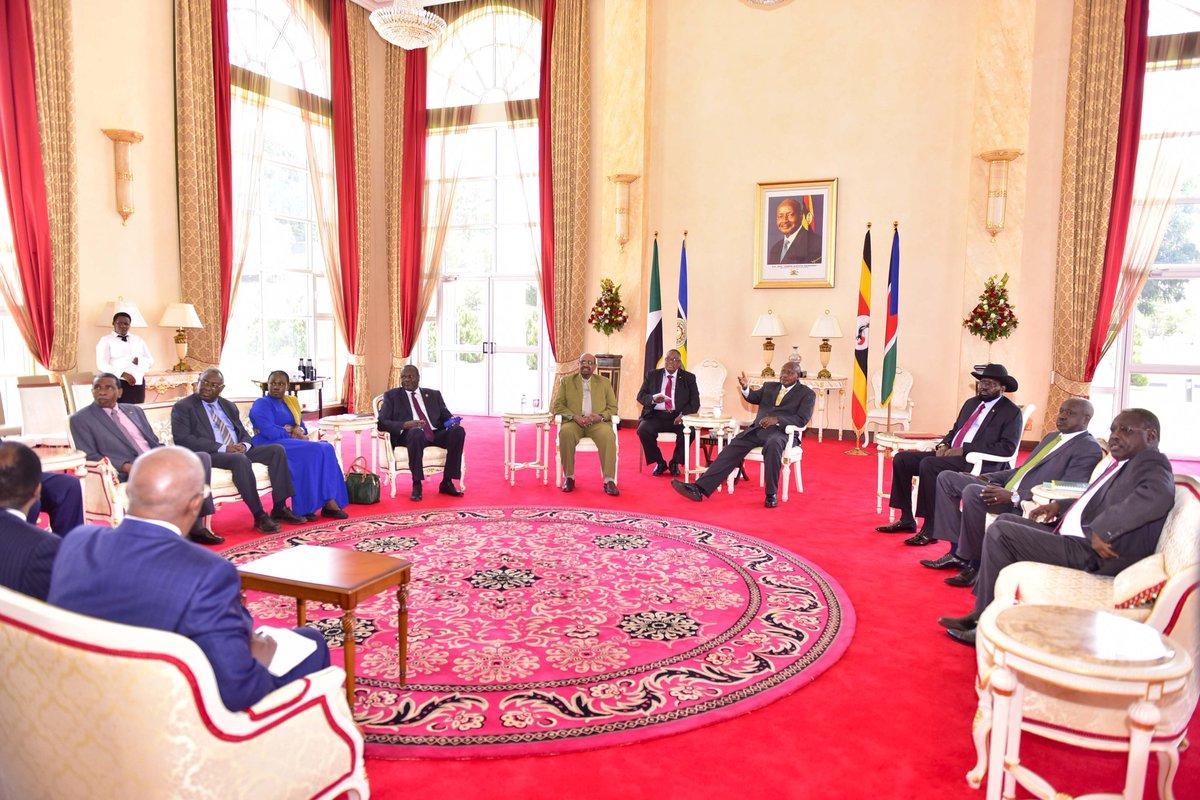 South Sudan: Revised SSOA Response to the Mediation ...