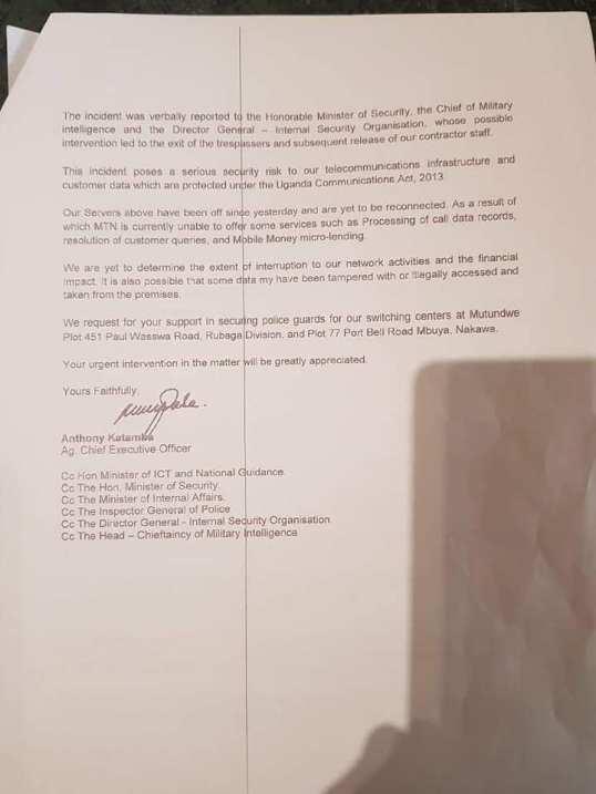 Republic of Uganda | MinBane | Page 4