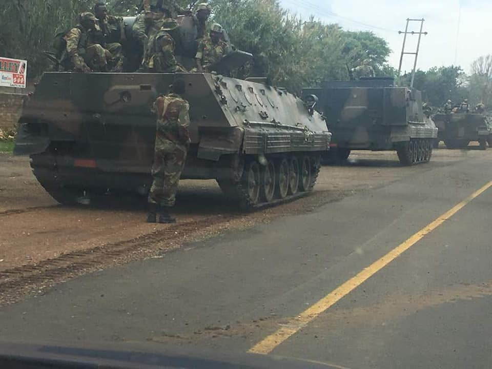 Rumors: A possible military coup d'etat in Cameroon!