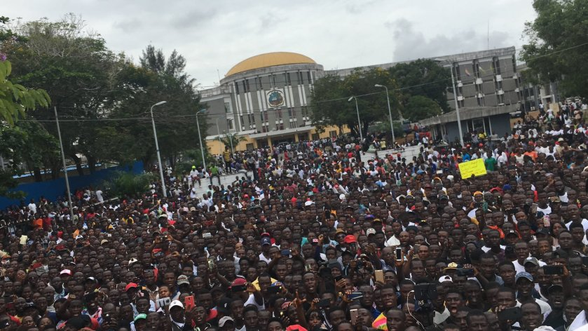 Monrovia, 7th June 2019